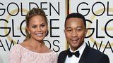 Chrissy Teigen şi John Legend au devenit părinţi