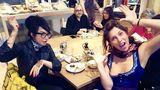 DJ Wanda si-a serbat ziua la Londra! Cum a petrecut cu Iulia Albu!