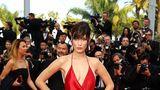 Bella Hadid, într-o rochie sexy care a furat toate privirile la Cannes!