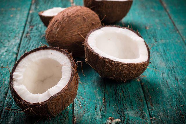 Nuci de cocos mature
