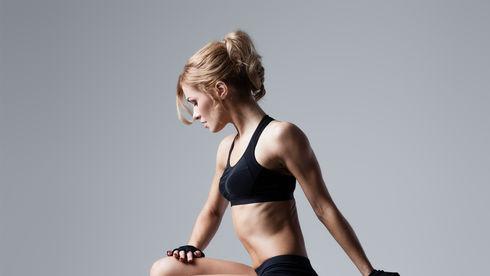 Fată sportivă