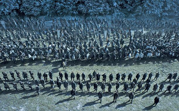 Imagini din Game of Thrones episodul 9 sezon 6