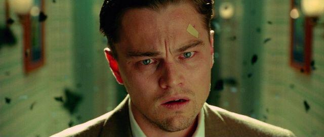 Leonardi DiCaprio in Shutter Island