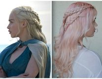 7 coafuri inspirate de personajele din Game of Thrones