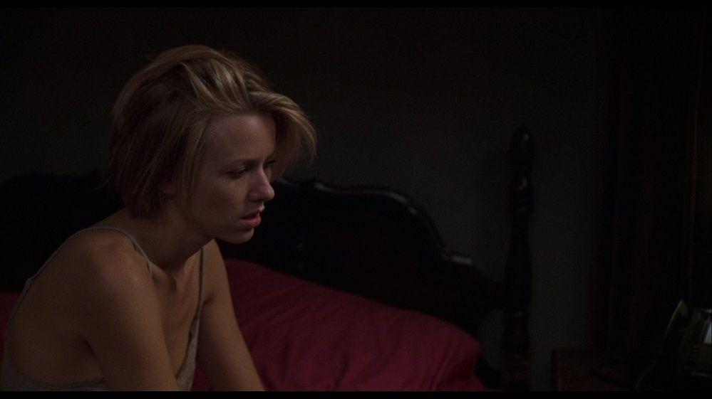 Women face having orgasm