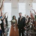Miracolul voinţei: A dansat la nunta ei după ce a fost paralizată opt ani