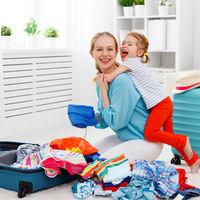 Vacanţa cu copiii. Cum să faci bagajul ca să nu-ţi lipsească nimic?