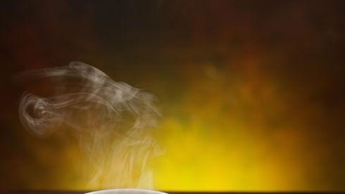 O ceasca cu cafea