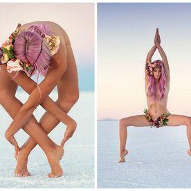 Pozitii yoga