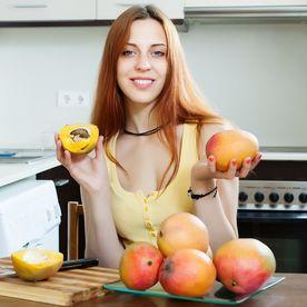 mango slăbit