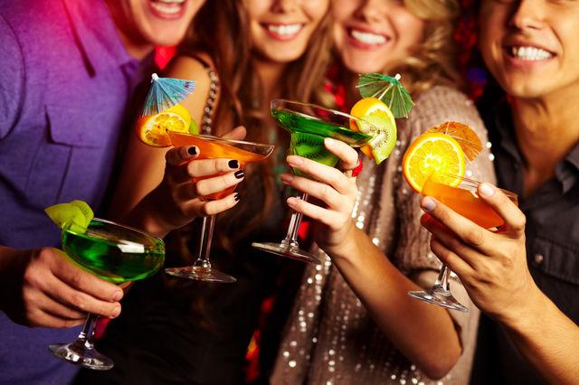 Distracţie cu alcool