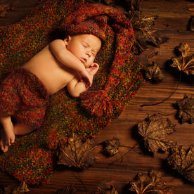 Copil născut toamna
