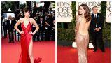 10 cele mai sexy rochii purtate de vedete pe covorul roșu