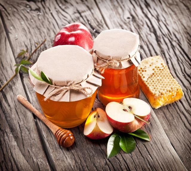 Oţet din cidru de mere şi miere