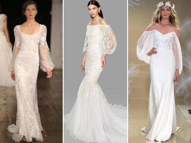 Ce rochii de mireasă se poartă în 2017