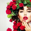 Ce nuanță de ruj roșu ți se potrivește în funcție de culoarea tenului