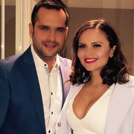 Cristina Siscanu si Madalin Ionescu