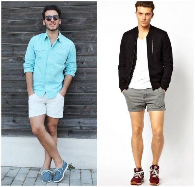Pantaloni prea scurti