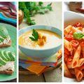 Meniu de post. Ce să mănânci într-o zi?