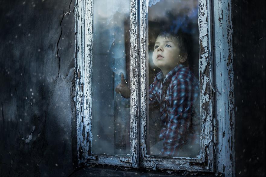 copil geam