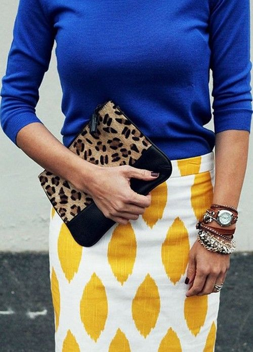Cele mai bune combinatii de culori pentru haine