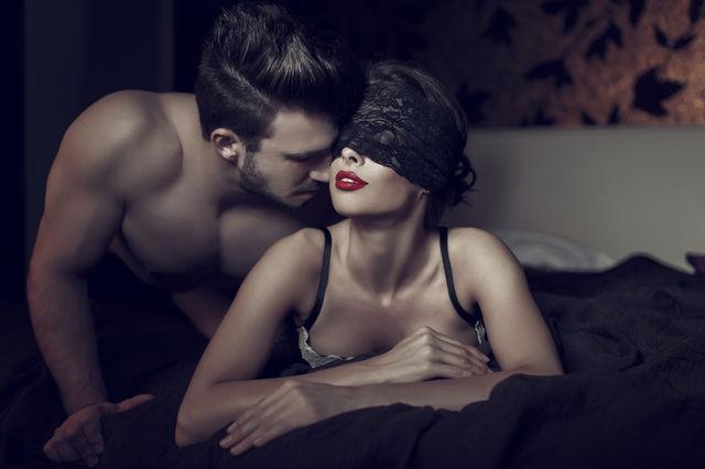 Cuplu senzual