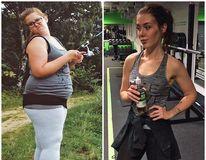 Avea 126 de kilograme, dar a slăbit şi a devenit model. Cum a reuşit?