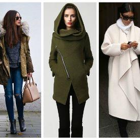 Cele mai călduroase şi trendy haine de iarnă. 20 de stiluri din care să te inspiri
