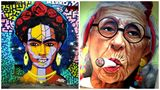 Graffiti la rang de artă! Cele mai spectaculoase desene din lume