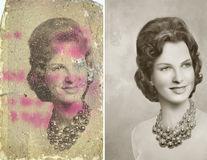 Când totul părea pierdut: 20 de fotografii restaurate incredibil de bine