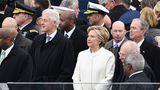 Cum a reacţionat Hillary Clinton înainte de instalarea lui Trump în funcţia de preşedinte al SUA - VIDEO