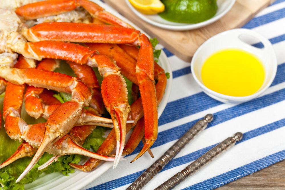 Cum să mănânci crab la restaurant, conform bunelor maniere