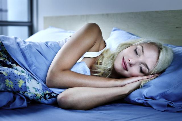 Metoda care te ajută să adormi într-un minut