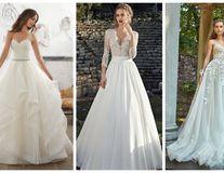 Ce rochie de mireasă ți se potrivește în funcție de forma corpului tău