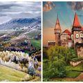 Peisajele din România care îi fascinează pe turiști. 20 de imagini spectaculoase
