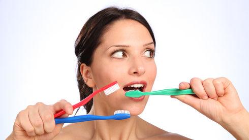 Periuţe de dinţi