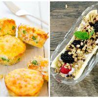 Ce să mănânci dimineaţa dacă ţii cură? 6 idei geniale pentru un mic dejun sănătos