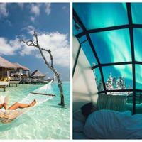 10 locuri de vis în care ți-ai dori să fii acum