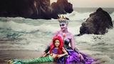 O fetiță și mama ei s-au transformat în personaje Disney. Fotografiile lor sunt uimitoare!