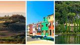 Cele mai frumoase locuri din Italia pe care nu trebuie să le ratezi. Sunt de poveste!