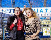 Miercuri seară, femeile sunt în centrul atenției în Las Fierbinți și Atletico Textila!
