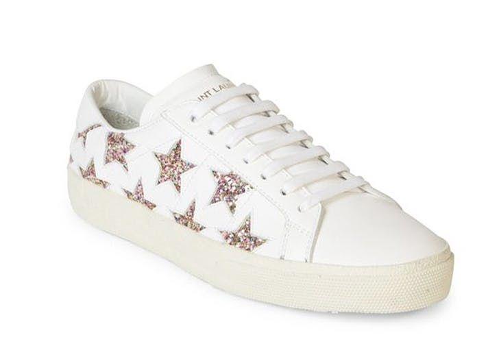 pantofi sport cu imprimeuri stele