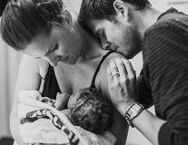 Cele mai emoționante fotografii de la naștere