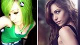 30 de fotografii înainte şi după o adolescenţă rebelă
