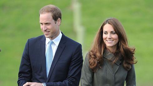 Kate Middleton, prinţul William