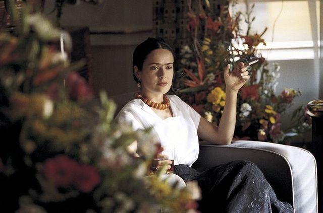 Frida Kahlo Salma Hayek