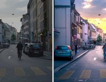 Cum transformi o fotografie banală într-una superbă - VIDEO