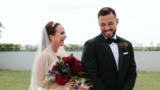 O nuntă de neuitat: Invitaţii au fost uimiţi când au văzut tortul