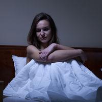 Ce legătură există între depresie și persoanele care nu dorm noaptea