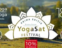 YOGASAT FESTIVAL 1ST EDITION (18-24 IUNIE)